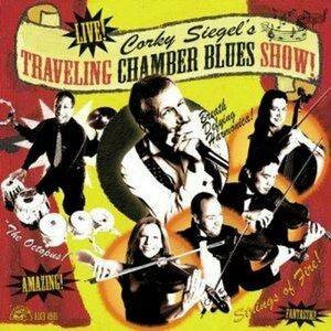 Foto Cover di Travelling Chambers Blues, CD di Corky Siegel, prodotto da Alligator