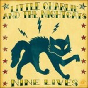CD Nine Lives Little Charlie , Nightcats