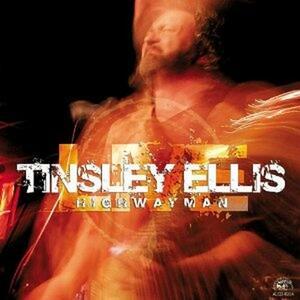 Highway Man - CD Audio di Tinsley Ellis