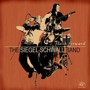 CD Flash Forward di Siegel-Schwall Band