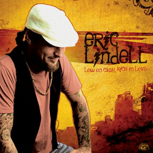 CD Low On Cash, Rich in Love di Eric Lindell