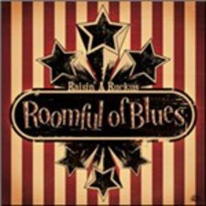 CD Raisin' a Ruckus di Roomful of Blues