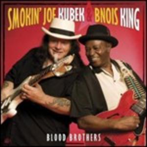 CD Blood Brothers Smokin Joe Kubek , Bnois King