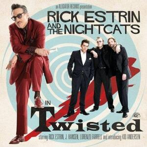 Twisted - CD Audio di Nightcats,Rick Estrin
