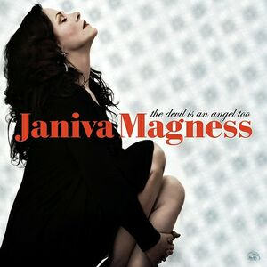CD The Devil Is an Angel Too di Janiva Magness