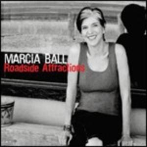 Roadside Attractions - CD Audio di Marcia Ball