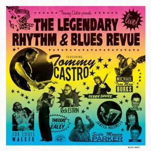 CD Presents The Legendary.. di Tommy Castro