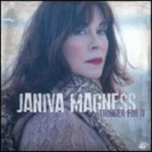 Stronger for it - CD Audio di Janiva Magness