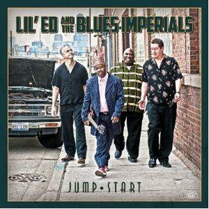 CD Jump Start Lil' Ed , Blues Imperials