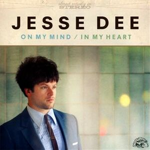 CD On My Mind - In My Heart di Jesse Dee