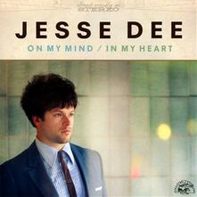 On My Mind - In My Heart - CD Audio di Jesse Dee