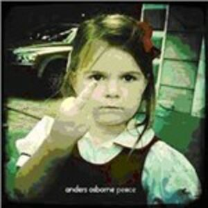 Foto Cover di Peace, CD di Anders Osborne, prodotto da Alligator