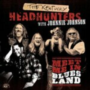 Foto Cover di Meet Me in Bluesland, CD di Kentucky Headhunters, prodotto da Alligator