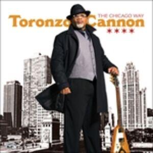 CD Chicago Way di Toronzo Cannon