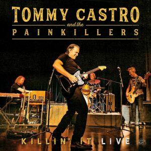 Killin' it. Live - Vinile LP di Tommy Castro,Painkillers