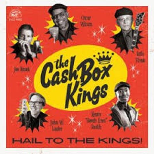 Hail to the Kings! - Vinile LP di Cash Box Kings