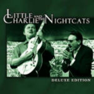 CD Little Charlie & the Nightcats Little Charlie , Nightcats