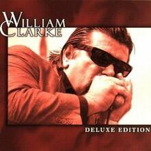William Clarke (Deluxe Edition) - CD Audio di William Clarke