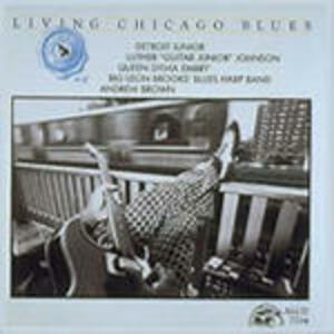 Living Chicago Blues vol.4 - CD Audio