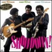CD Showdown! Robert Cray Albert Collins Johnny Copeland