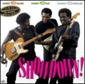 CD Showdown! Robert Cray Albert Collins Johnny Copeland