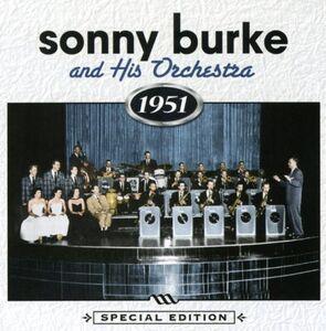 Foto Cover di Special Edition 1951, CD di Sonny Burke, prodotto da Hindsight