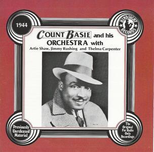 1944 - CD Audio di Count Basie