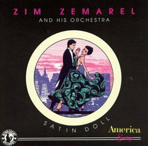 CD Satin Doll di Zim Zemarel