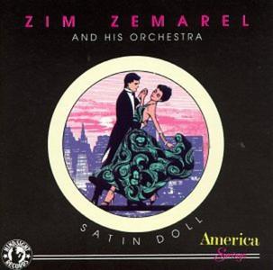 CD Satin Doll di Zim Zemarel