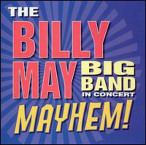 CD In Concert di Billy May