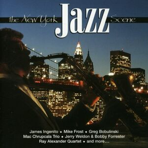 CD New York Jazz Scene 2007