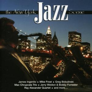 CD New York Jazz Scene 2007