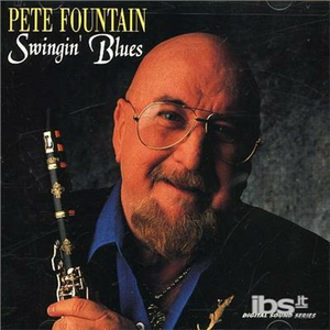 CD Swingin' Blues di Pete Fountain