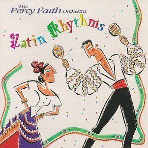 CD Latin Rhythms di Percy Faith (Orchestra)