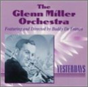 CD Yesterdays di Glenn Miller (Orchestra)