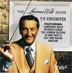 CD TV Favorites di Lawrence Welk