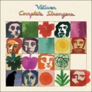 CD Complete Strangers di Vetiver