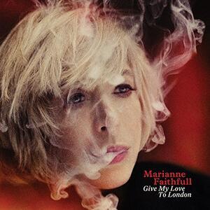 Give My Love To London - Vinile LP di Marianne Faithfull