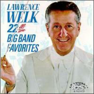 CD 22 All Time Big Band di Lawrence Welk