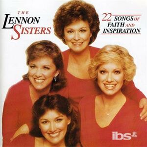 CD Songs of Faith and Inspiration di Lennon Sisters