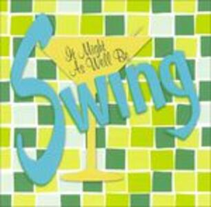 It Might as Well Be Swing - CD Audio
