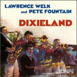 Foto Cover di Dixieland, CD di Pete Fountain, prodotto da Ranwood