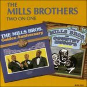 Two on One - CD Audio di Mills Brothers