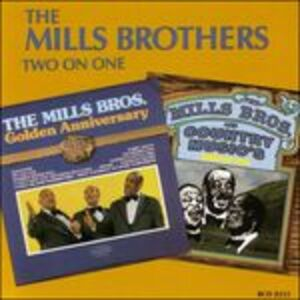 CD Two on One di Mills Brothers