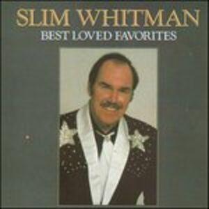 CD Best Loved Favorites di Slim Whitman