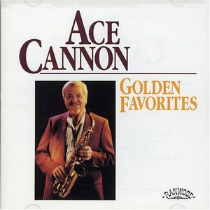 CD Golden Favorites di Ace Cannon