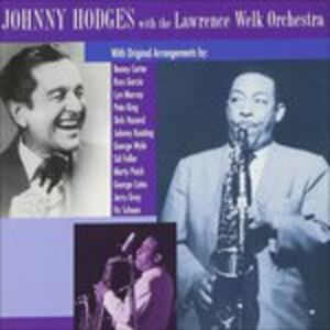 CD With Lawrence Welk Orchestra di Johnny Hodges