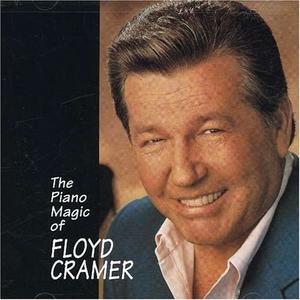 CD Piano Magic di Floyd Cramer