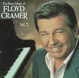 CD Piano Magic vol.2 di Floyd Cramer