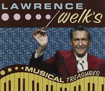 Musical Treasures - CD Audio di Lawrence Welk